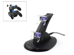 Stand base cargador usb de controles inalámbricos xbox one