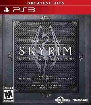 The elder scrolls v skyrim legendary edition ps3 nuevo