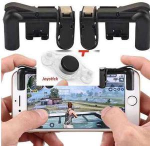 Botones l1r1 mobile pubg fortnite free fire juego + joystick