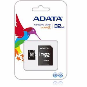 Memoria micro sd 32gb adata para celular camara 32 gb