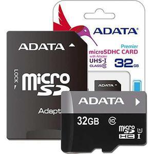 Memoria micro sd adata 32gb clase 10 super rapida