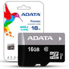 Memoria micro sd kingston 16gb clase 10 super rapida