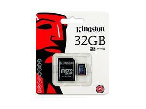 Memoria micro sdhc 32gb adaptador a sd
