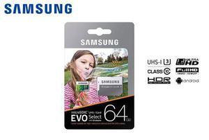 Memoria microsd 64gb samsung clase 10 para celulares htc