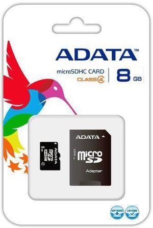 Memoria microsd 8gb adata clase 4 mayoreo $70 100% original