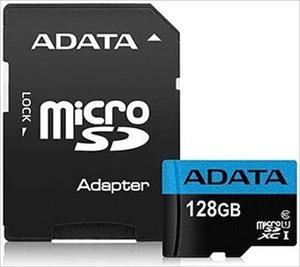 Micro sd xc uhs-i 128 gb adata premier clase 10