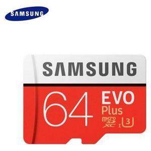 Samsung evo plus 64gb microsd memoria micro sd u3 4k