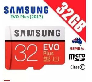 Samsung memoria micro sd 32gb class10 sdhc/sdxc u1 móviles