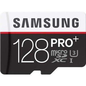 Samsung micro sd pro + tarjeta de memoria de 128 gb