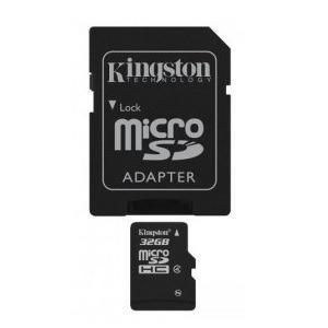 Tarjeta de memoria micro 32 gb clase 4 envio gratis ram-1867