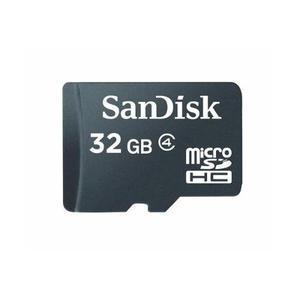Tarjeta de memoria sandisk tf 4 32gb 32g micro sdhc clase co