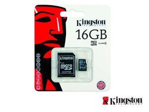 Tarjeta memoria micro sd hc clase 4 16gb