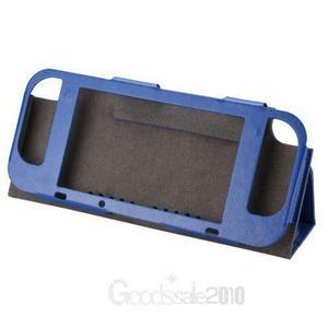 Blue - pu cuero caso cubierta protectora interruptor ni-3124