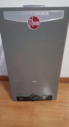 Boiler de paso de gas - semi nuevo