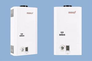 Boiler de paso kruger 2 servicios 12 litros modelo 4412