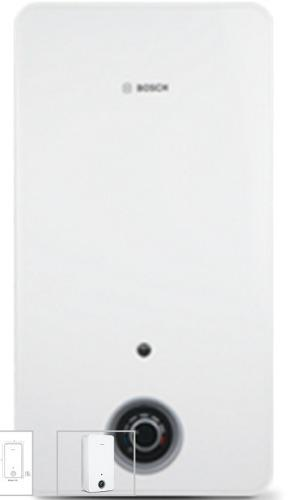 Calentador de paso bosch balanz 7 litros eco confort