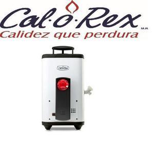 Calentador de paso calorex mod. coxdp- 09 9 lts. x min.