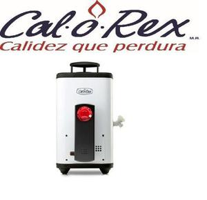 Calentador de paso calorex mod. coxdp- 11 11 lts. x min.