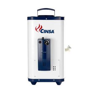 Calentador de paso cinsa cdp-06 de 5 litros