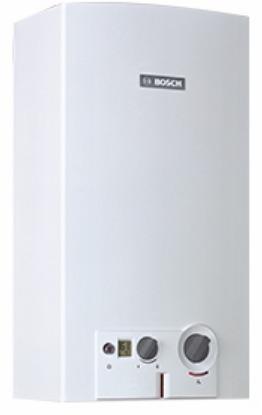 Calentador de paso instantáneo bosch minimaxx 13 litros
