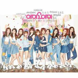 I.o.i 1er mini album kpop produce 101 chrysalis envio gratis