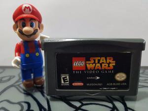 Juego lego star wars the video game nintendo game boy advanc