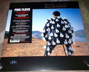 Pink floyd - a delicate sound of thunder (vinilo, lp,vinyl)
