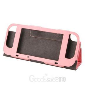 Pink - pu cuero caso cubierta protectora interruptor ni-3125
