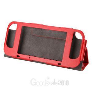 Red - pu cuero caso cubierta protectora interruptor nin-3126