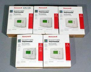 Termostato Programable 5-2 Honeywell Rth2300b Nuevo