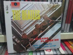 The Beatles Please Please Me Cd Nuevo Dijipack