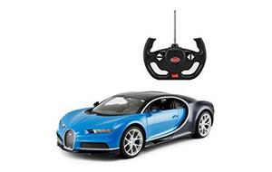 Escala 1/14 bugatti chiron radio control remoto modelo de co