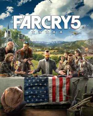 Far cry 5 pc (original activacion offline) version standard