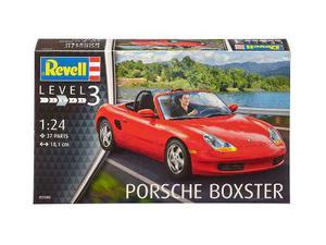 Porsche boxter by revell germany # 7690 1/24