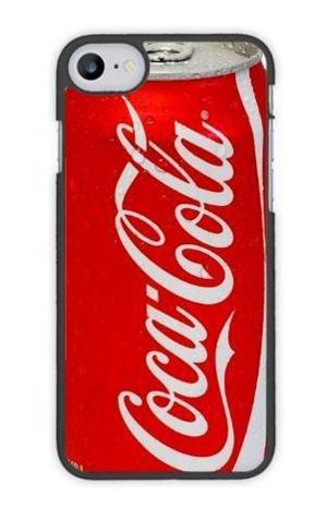 9b26c1a48b3 Protector funda iphone 4 5 6 se plus coca cola lata tapa