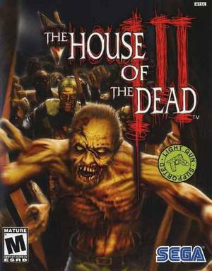 THE HOUSE OF THE DEAD TRILOGIA!- PC DIGITAL segunda mano  México (Todas las ciudades)