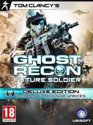 Tom clancy's ghost recon: future soldier deluxe -pc digital