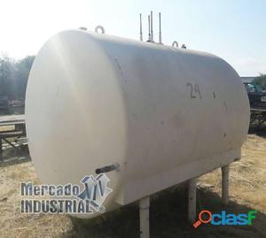 Tanque agitador de acero inoxidable