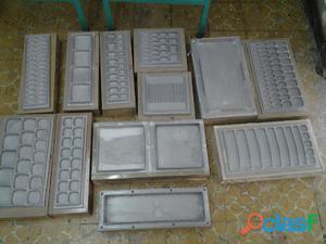 Venta de moldes y maquinas para termoformado