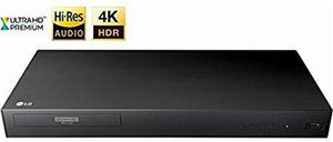 2017 lg 4k ultra hd 3d blu-ray player with remote control, h