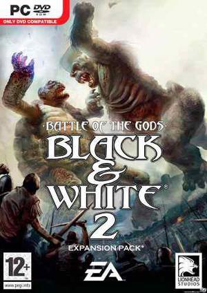 Black and white 2 expansión battle of the gods juego para