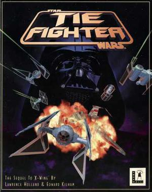 Star wars: tie fighter + star wars: x-wing alliance-pc digit