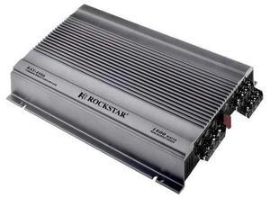 Amplificador 1800 w y 4ch linea rockstar by audiobahn fuente