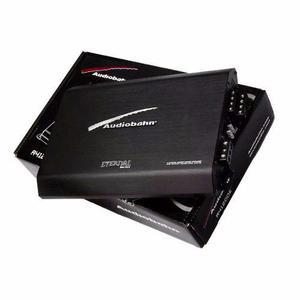 Amplificador 2400 w audiobahn serie eternal 4ch profesional.