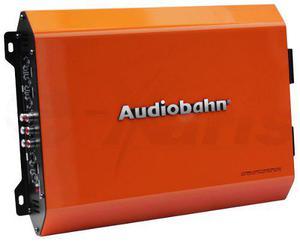 Amplificador audiobahn con sistema mosfet y fet 2400w xaris.