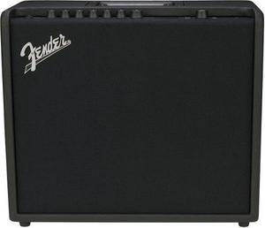 Amplificador combo fender para guitarra 100 w mustang gt 100