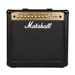 Amplificador combo para guitarra 50w, marshall mg50gfx