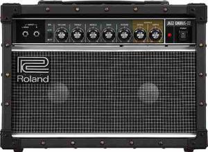 Amplificador de guitarra roland jazz chorus jc-22 de 30 w