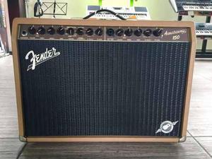 Amplificador fender acoustasonic 150