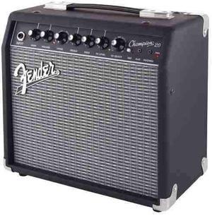 Amplificador para guitarra fender champion 20 incluye envio